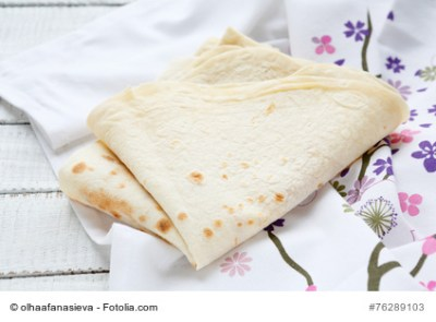 Lavash - mideastern Unleavened bread
