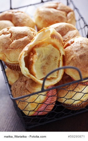 Popovers: lovely and delicious