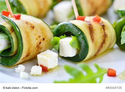 Rolled foods