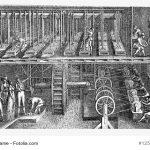 18th century factory