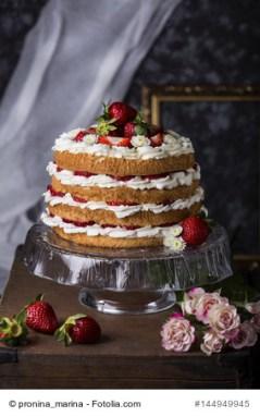 Angel Food Cake: Heavenly Ideas