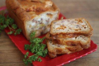 Pizza Rustica - Italian Ham Pie