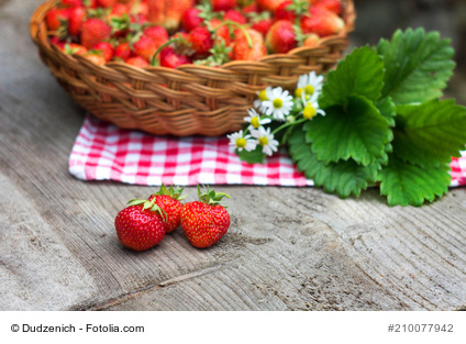 Strawberries- Always a Taste of Summer