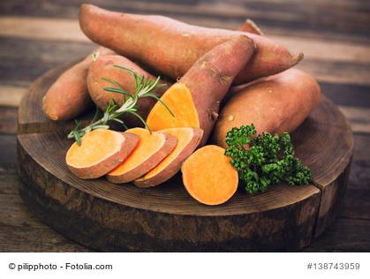 Sweet Potatoes Morning, Noon, and Night