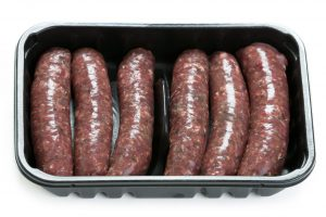 Venison sausage links