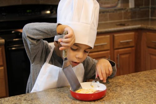 Kids in the Kitchen: Building Healthy Habits