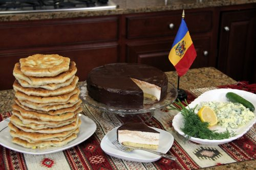 Moldovan Cuisine – in the Kitchen with Ala Nacu