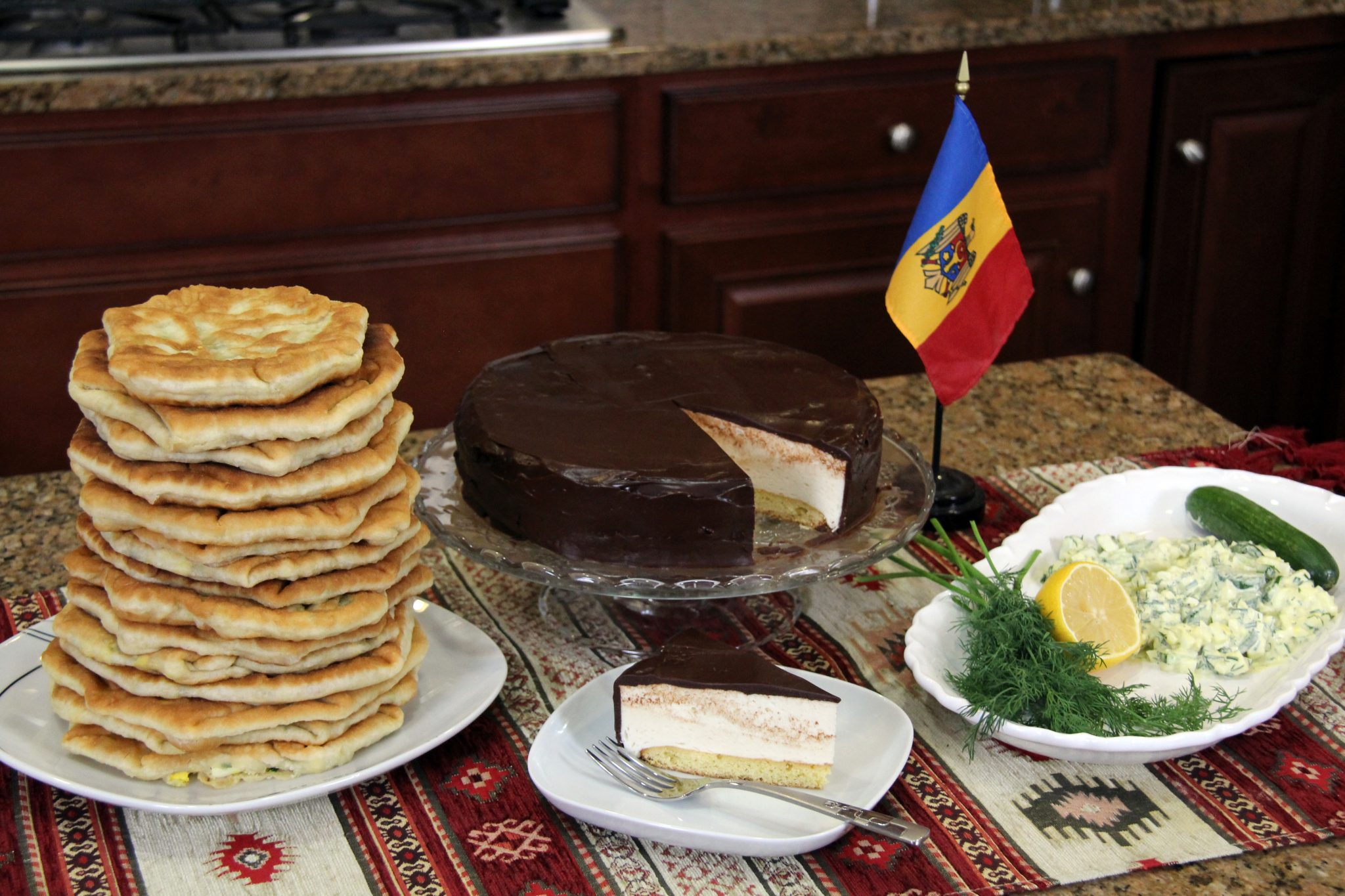 Examples of Moldovan Cuisine