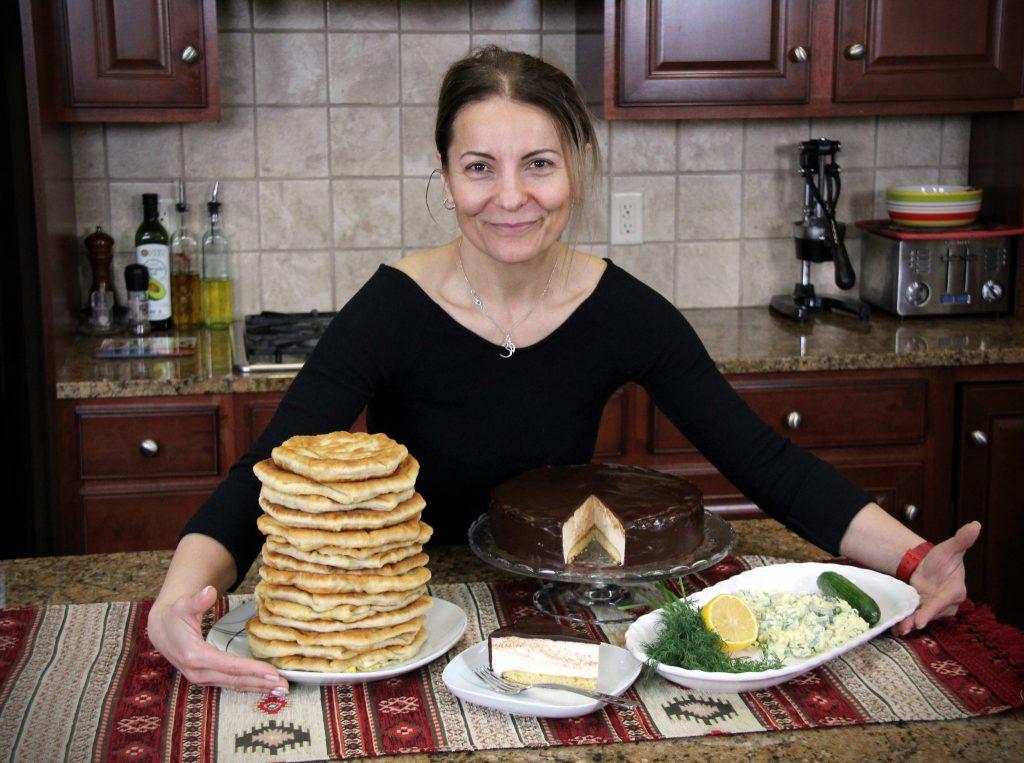 Moldovan cooking