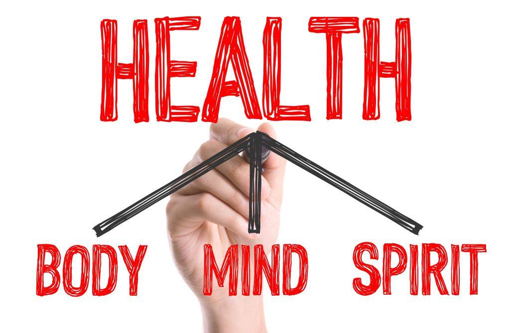 Health: body, mind and spirit