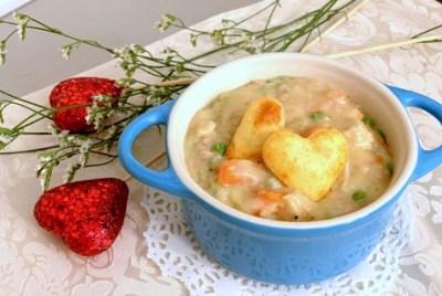 Valentine's Pot Pie